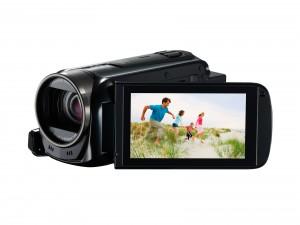 LEGRIA HF R506 BLACK FSL w LCD OPEN