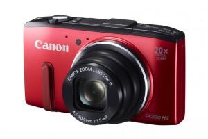 PowerShot SX280HS RED FSL