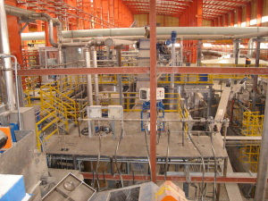 Customer Win Seri plant