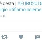 #ItaliaBelgio