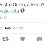 #ItaliaSvezia