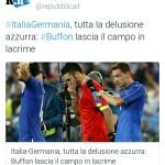 #ItaliaGermania