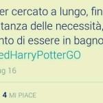 We need Harry Potter Go