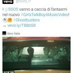 #GirlsTalkBoysMusicVideo