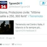 #Terremoto