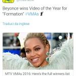 #VMAs 2016