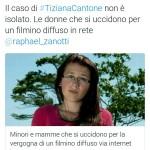 #TizianaCantone