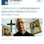 #PadreAmorth