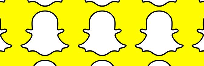 Inseguendo Snapchat