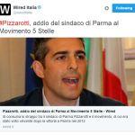 #Pizzarotti