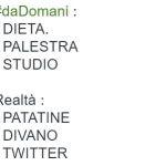 #daDomani