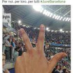 #juvebarcellona