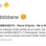 #webonesto
