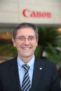 Massimo Macarti - Amministratore Delegato di Canon Italia
