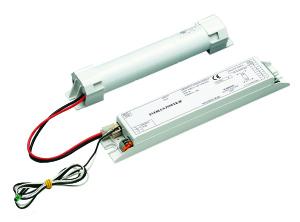 EVX Power AC: kit illuminazione emergenza per plafoniere con tubo a fluorescenza