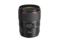 Canon EF 35mm f1.4L II USM small