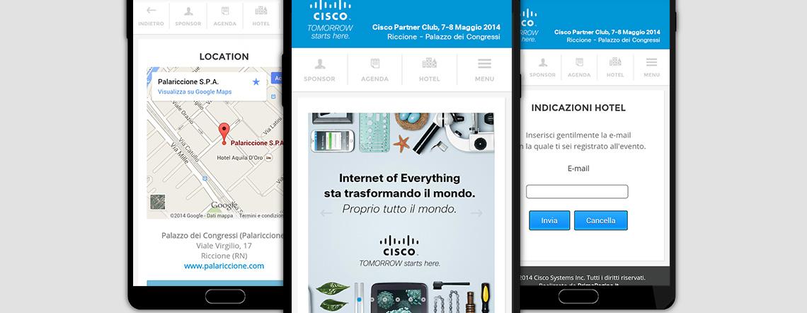 Cisco Partner Club 2014