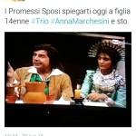 #AnnaMarchesini