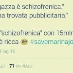 #SaveMarinaJoyce