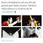 #Freddie70