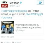 #ilprimogiornodiscuola