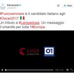 #Fuocoammare