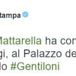 #gentiloni