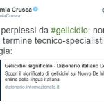 #gelicidio
