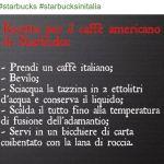 #starbucksinitalia