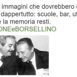 #FALCONEeBORSELLINO