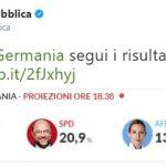 #ElezioniGermania