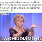 #Sanremo2018