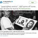 #CheGuevara