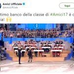 #Amici17