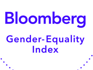 Logo Bloomberg Gender-equality Index