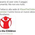 #SaveTheChildren