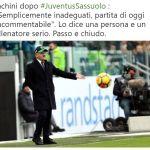 #JuventusSassuolo