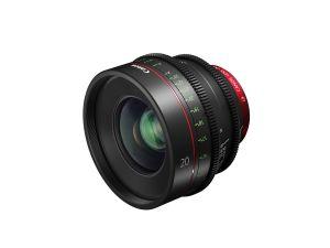 Canon CN-E20mm T1.5 L F